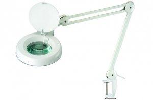 Лампа-лупа LAMP-ZOOM 8066D2-4С-5D 5 диоптрии ф=5