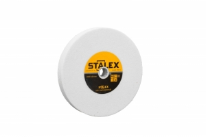 Круг абразивный Stalex 150х20х12,7  зернистость WA40(белый корунд)