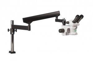 Стереомикроскоп SX25 на шарнирном штативе