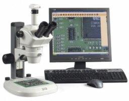 Стереомикроскоп SX45 с камерой